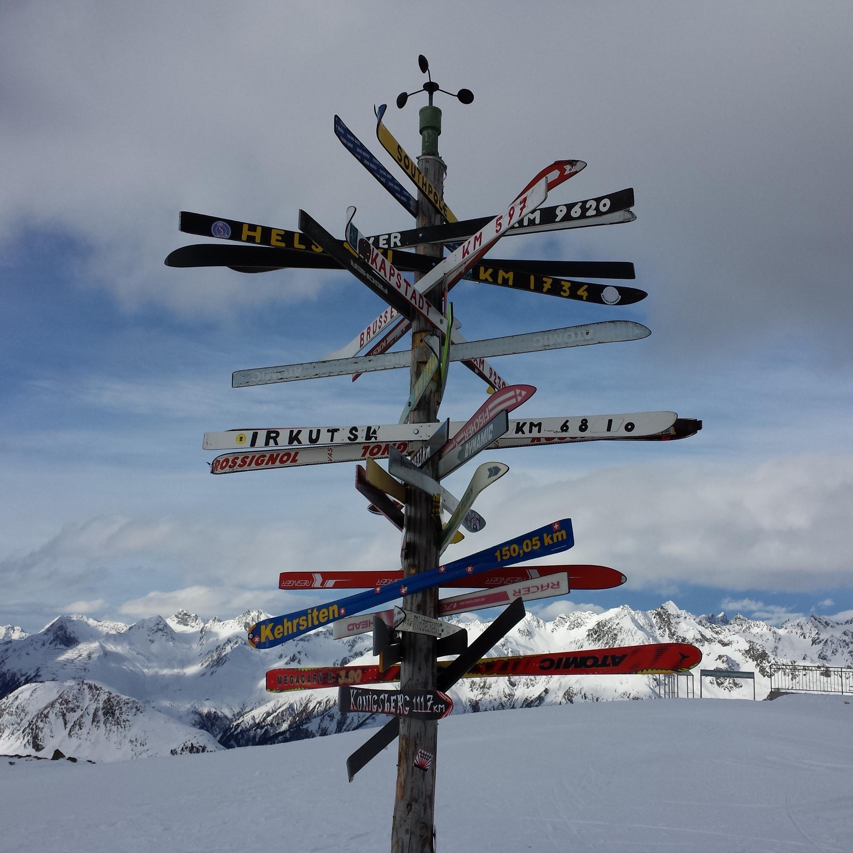 Auf den neuesten Ski durch Ischgl und die Silvretta-Arena