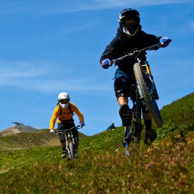 Einen Ausflug wert: Trail-Vergnügen in der Silvretta-Bike-Arena