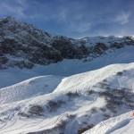 Skifahren in Zürs