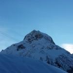 Das Omeshorn in Lech