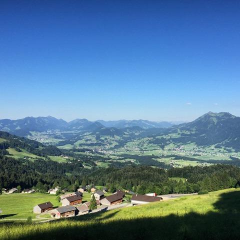 Tradition und Moderne: Der Bregenzerwald