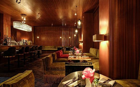 Theresa Bar in München: zu Hause bei James Bond
